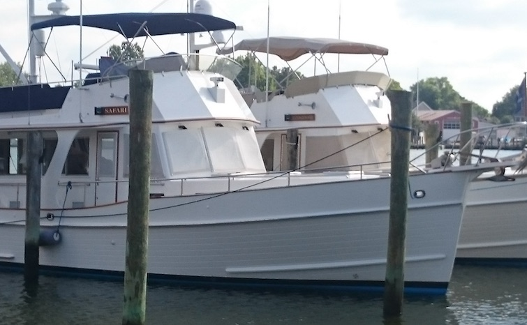 Pleasure Trawlers for Sale, Trawler Yachts | Oxford Yacht