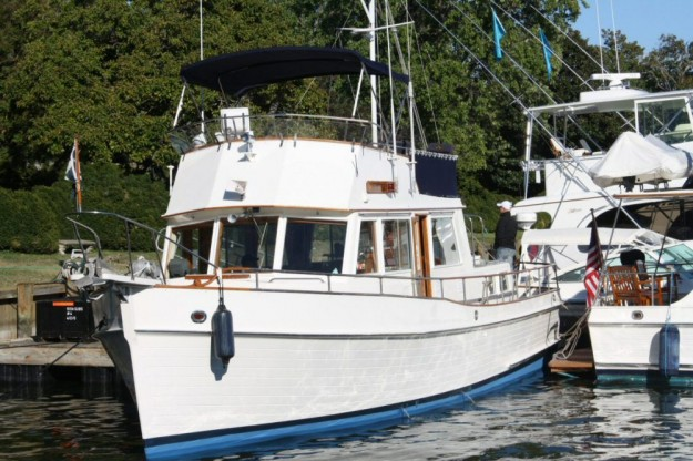 Grand Banks 42 Classic Aurora