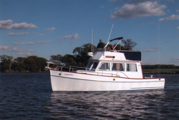 Grand Banks 32 Specifications
