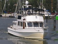 Grand Banks 42 Classic Specifications