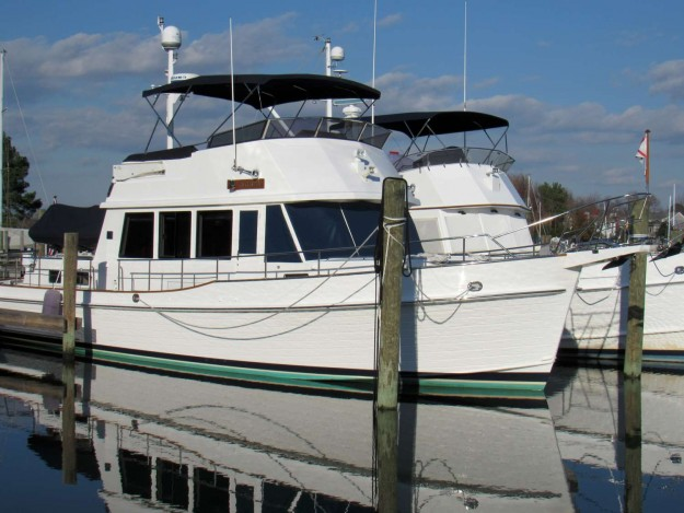 Grand Banks 47 Classic Specifications