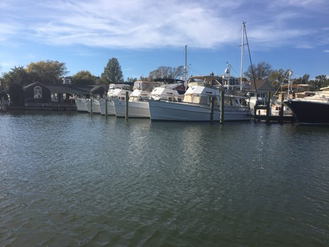 Covered and Heated Winter Storage on the Chesapeake Bay – The Easy Way!
